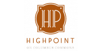 Highpoint on Columbus Commons logo