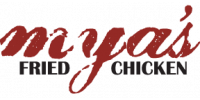 Mya's Fried Chicken logo