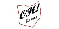 OH! Burgers logo