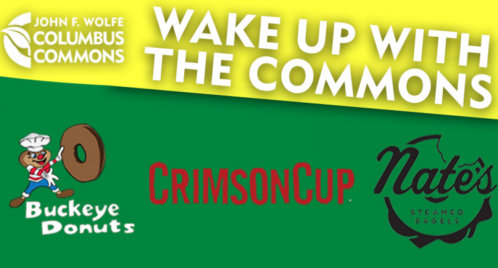 Wake Up with the Commons banner