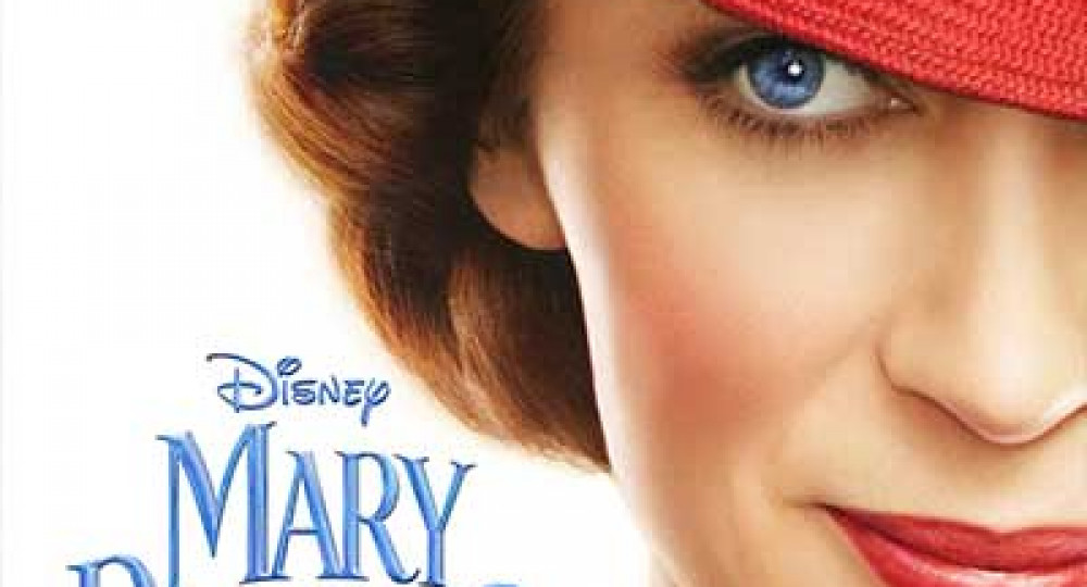 Free Movie Night - Mary Poppins Returns banner